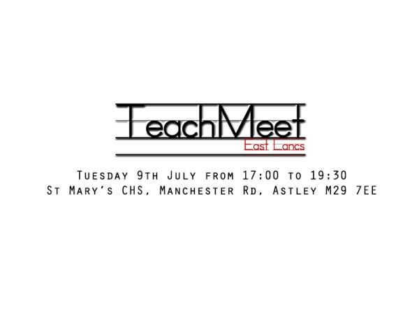 TeachMeet logo