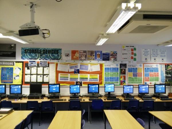 IB3 Classroom